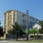 Гостевой дом «На Пионерском»: здание гостиницы
