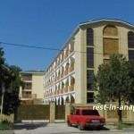 Гостевой дом «На Пионерском»: корпус гостиницы