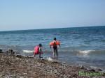 Отдых на море: каменно-галечный пляж